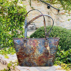 NWT Brahmin cedar medium Asher shoulder handbag